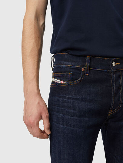 Diesel - D-Mihtry 009ZS, Dark Blue - Jeans - Image 3
