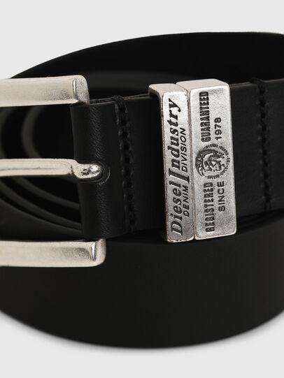 Diesel - B-BAC, Black - Belts - Image 2