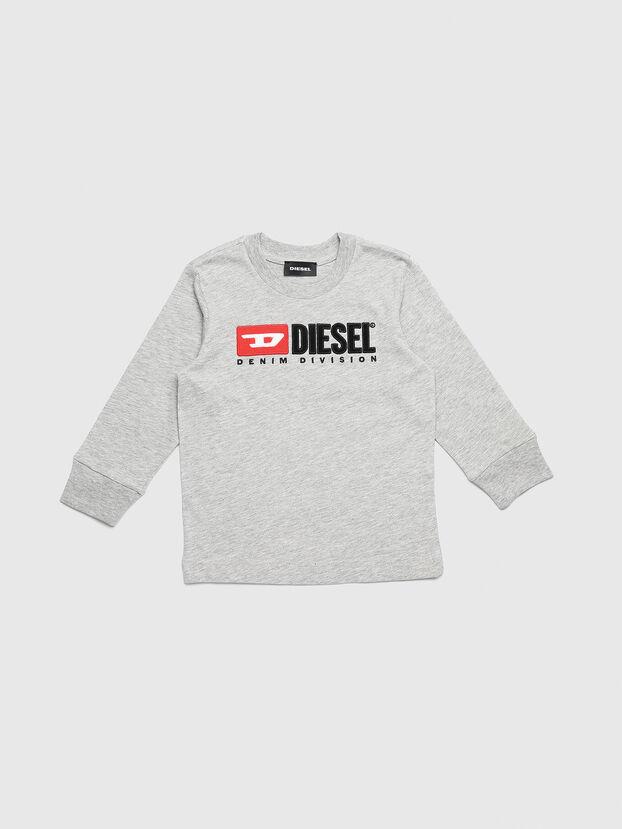 TJUSTDIVISIONB ML-R, Light Grey - T-shirts and Tops