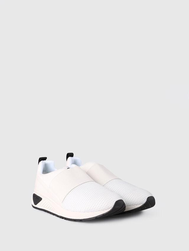Diesel S-KB ELASTIC, White - Sneakers - Image 2