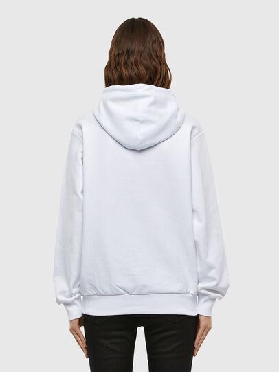 Diesel - S-GIRK-HOOD-N1, White - Sweaters - Image 4