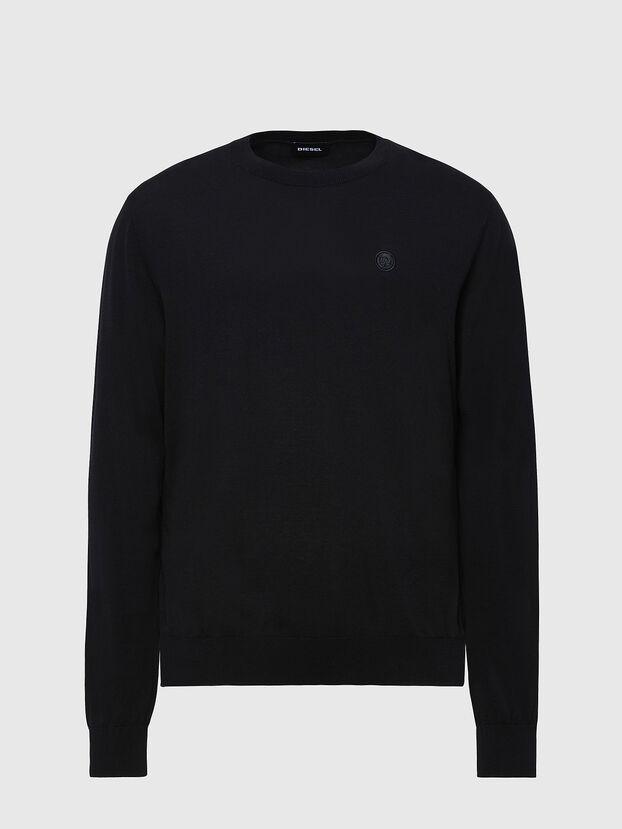 K-CROFT, Black - Knitwear
