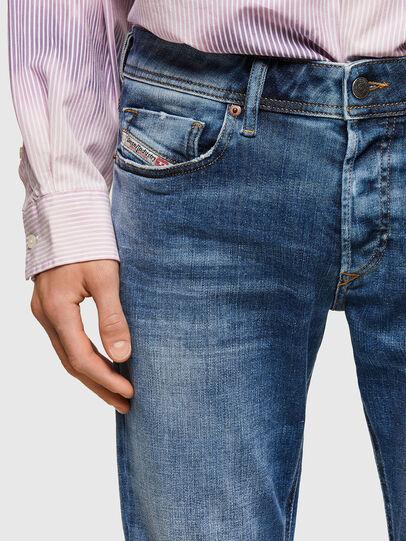 Diesel - Sleenker 009PN, Medium blue - Jeans - Image 3