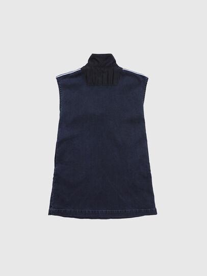 Diesel - DEMMIE JOGGJEANS, Dark Blue - Dresses - Image 2
