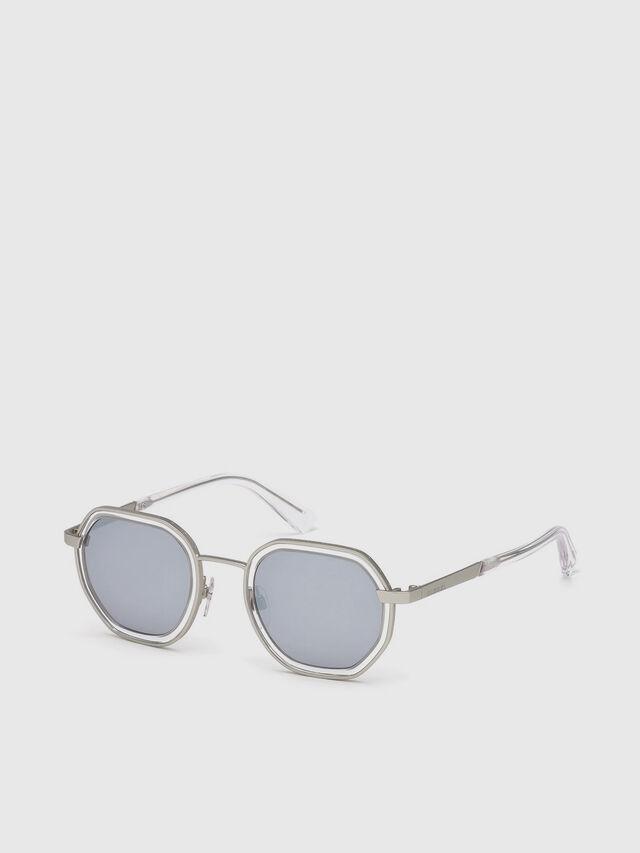 Diesel - DL0267, Grey - Eyewear - Image 2