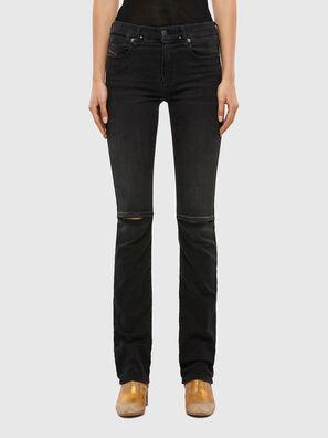 Slandy-B 069QN, Black/Dark grey - Jeans