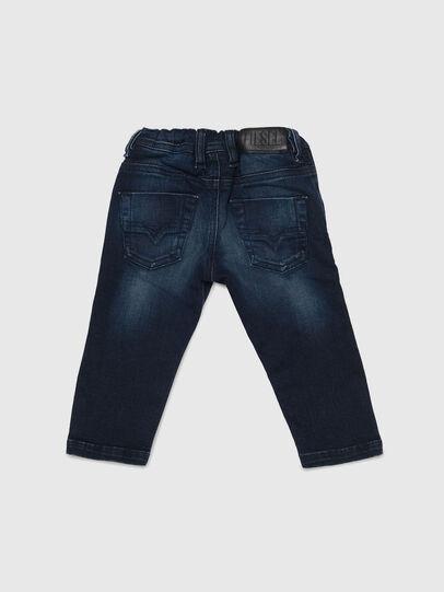 Diesel - KROOLEY-NE-B-N, Dark Blue - Jeans - Image 2