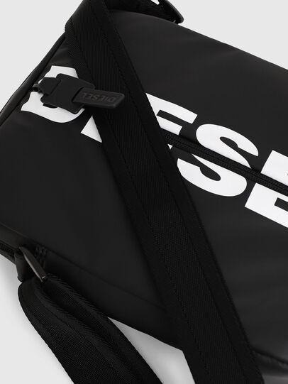 Diesel - F-BOLD SMALL CROSS, Black - Crossbody Bags - Image 4