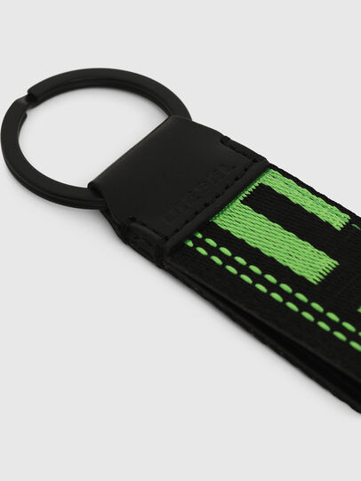 Diesel - L-MASER, Black/Green - Bijoux and Gadgets - Image 2