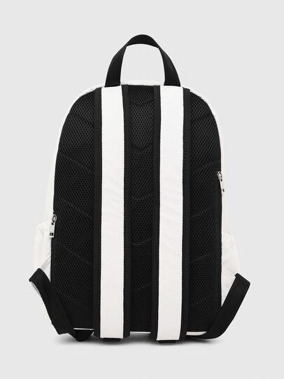 Diesel - F-BOLD BACK III, White - Backpacks - Image 2