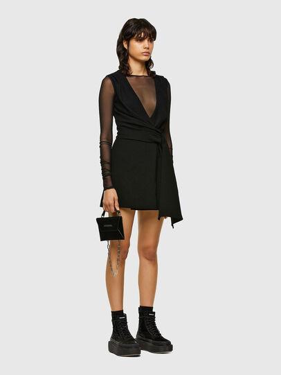 Diesel - D-DEVI, Black - Dresses - Image 5