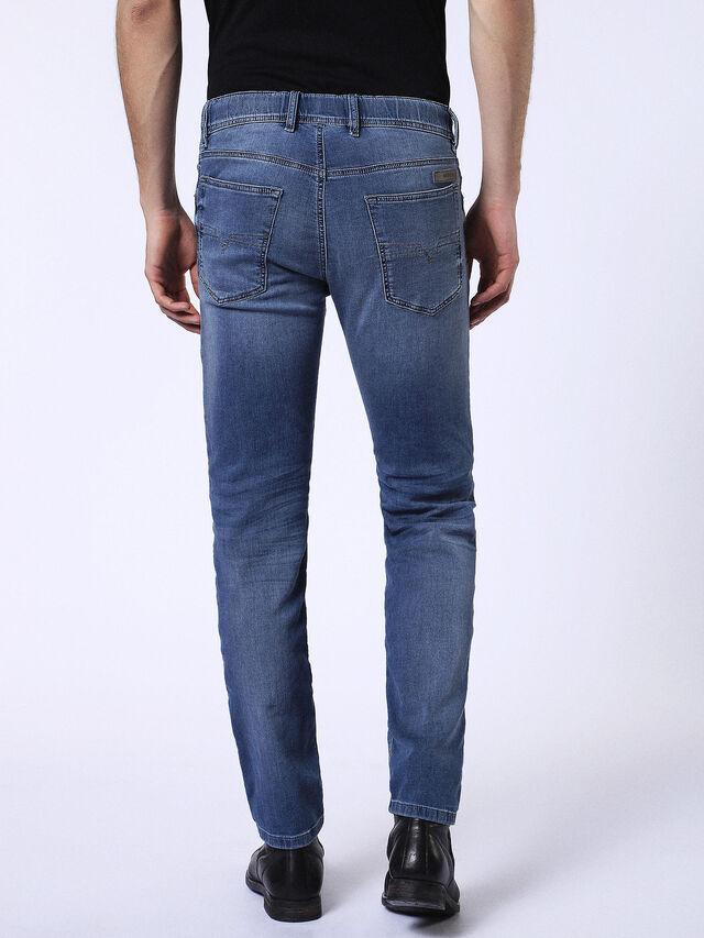 Diesel - WAYKEE JOGGJEANS 084CZ, Light Blue - Jeans - Image 3