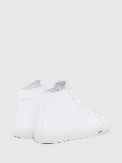 Diesel - S-MYDORI MC W, White - Sneakers - Image 3