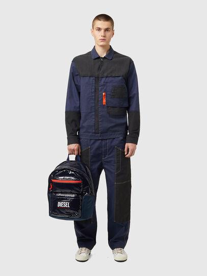 Diesel - RODYO PAT, Blue - Backpacks - Image 6