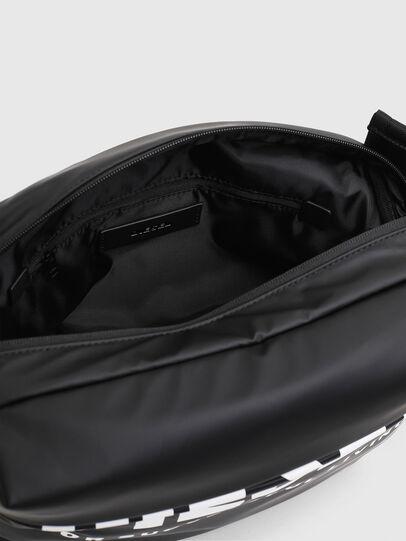 Diesel - F-BOLD CROSS II, Black - Travel Bags - Image 4