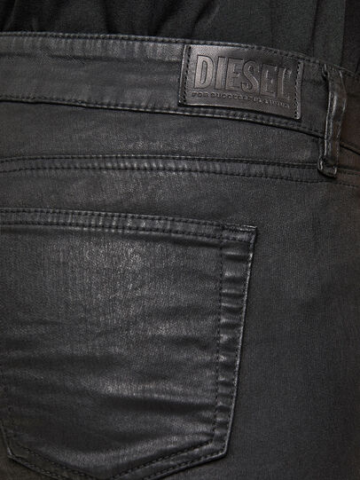 Diesel - D-Ollies JoggJeans® 069QJ, Black/Dark grey - Jeans - Image 5