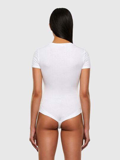 Diesel - UFBY-BODYTEE, White - Bodysuits - Image 2
