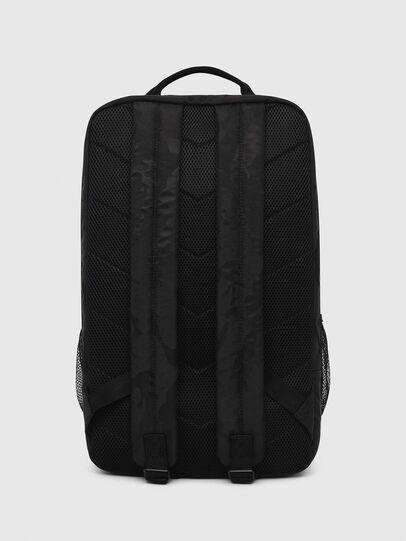 Diesel - SKULPTOR, Black - Backpacks - Image 2