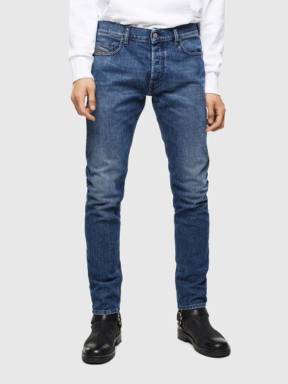 Diesel - D-Luster 0095H, Medium blue - Jeans - Image 1