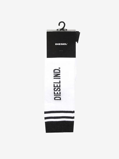 Diesel - ZINDI, White/Black - Other Accessories - Image 2