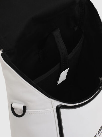 Diesel - SPYNEA, White/Black - Backpacks - Image 5
