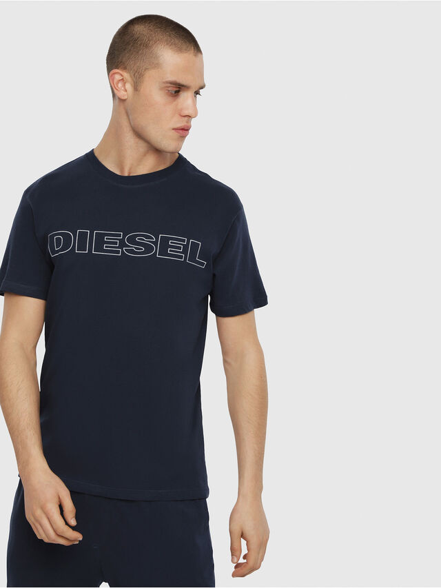 Diesel UMLT-JAKE, Night Blue - T-Shirts - Image 1