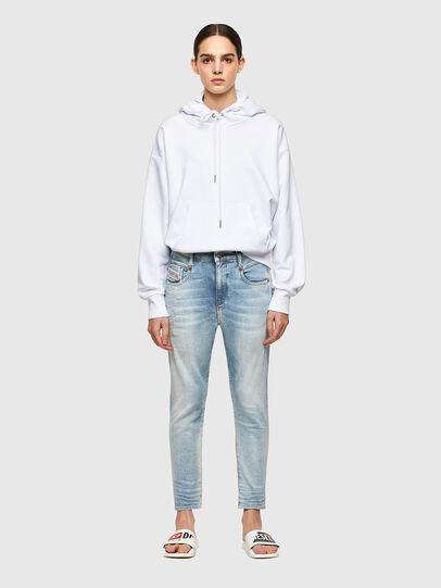 Diesel - FAYZA JoggJeans® 069UY, Light Blue - Jeans - Image 5