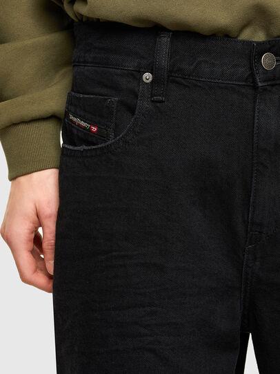 Diesel - D-STRUKT-SHORT, Black - Shorts - Image 3
