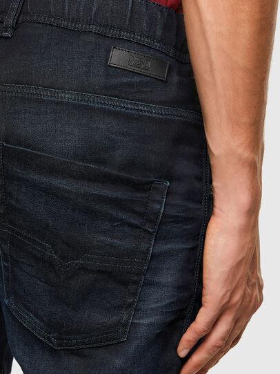 Diesel - Krooley JoggJeans 069QF, Dark Blue - Jeans - Image 4