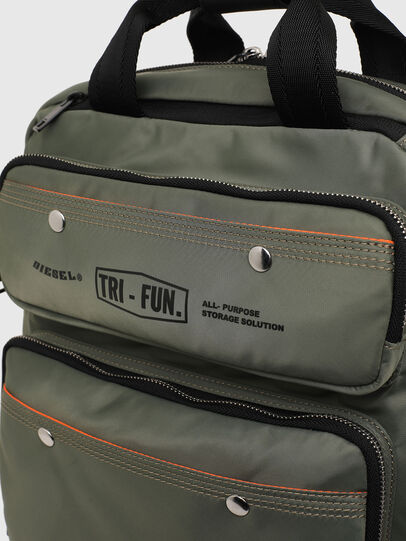 Diesel - TROPHY, Green - Backpacks - Image 5