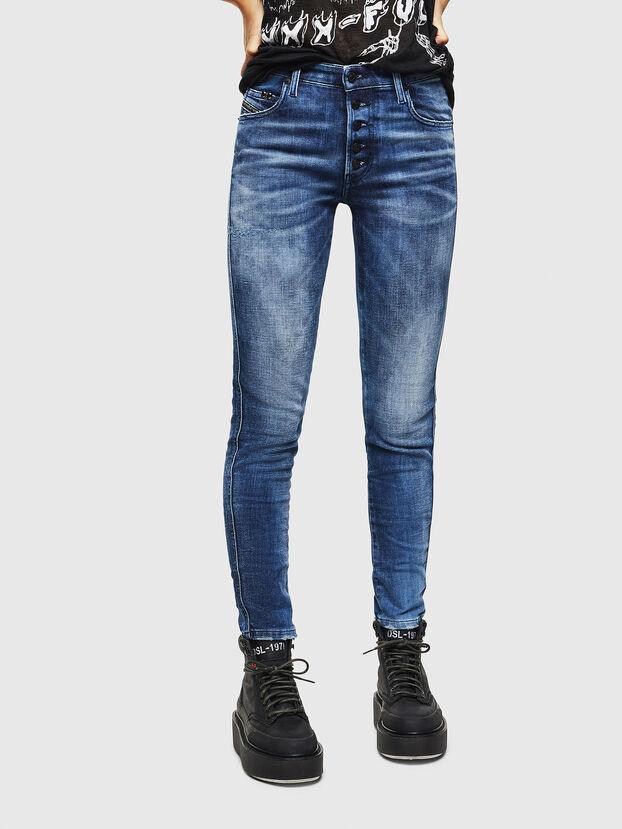Babhila 0096Q, Medium blue - Jeans