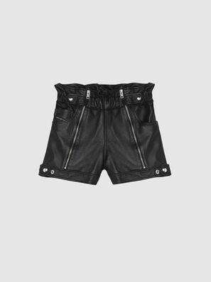 L-KUNA, Black - Shorts
