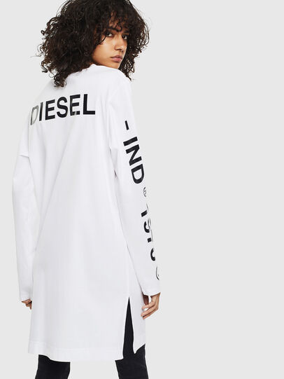 Diesel - T-ROSY, White - T-Shirts - Image 2