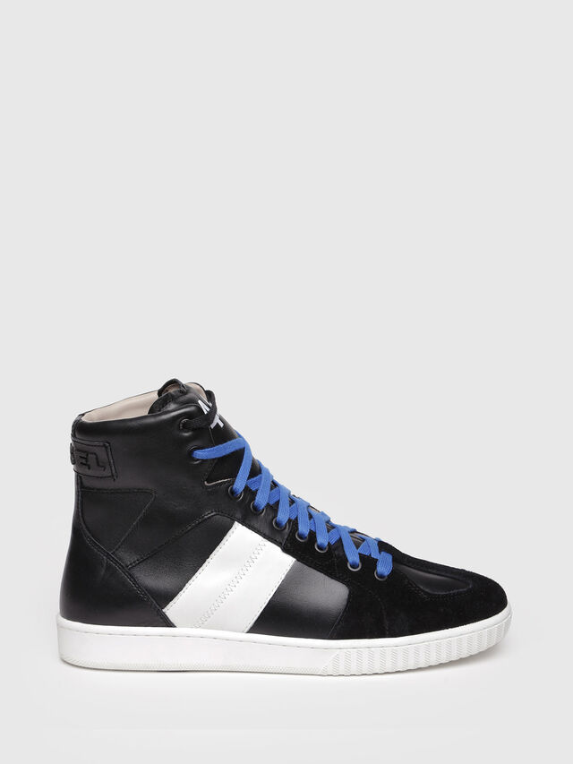 Diesel - S-MILLENIUM MC, Black/White - Sneakers - Image 1