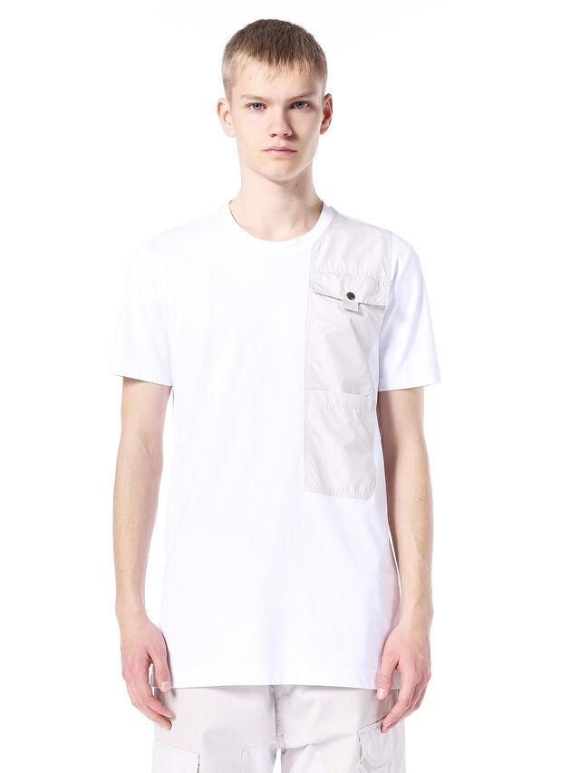 TYED, White