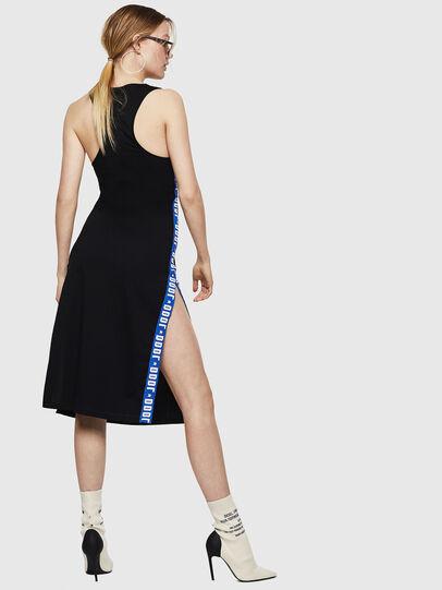 Diesel - D-SAMM, Black - Dresses - Image 2