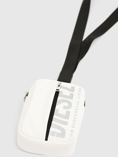 Diesel - BAONA II, White - Small Wallets - Image 5