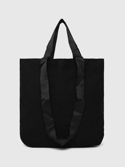 Diesel - LYVENZA, Black/Green - Shopping and Shoulder Bags - Image 2