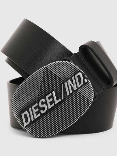 Diesel - B-DIELIND, Black - Belts - Image 2