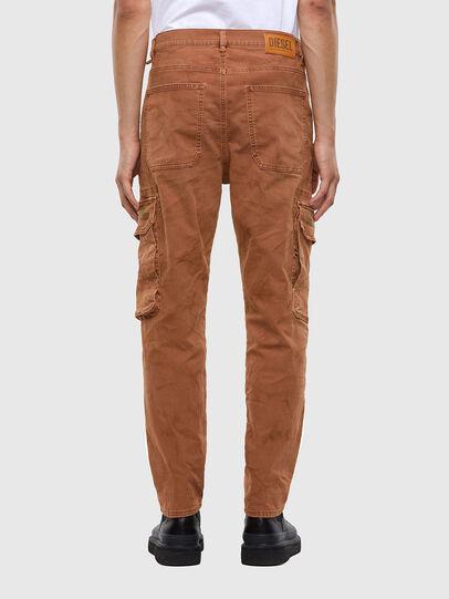 Diesel - D-Krett JoggJeans 069RJ, Light Brown - Jeans - Image 2