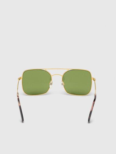 Diesel - DL0302, Gold - Sunglasses - Image 4