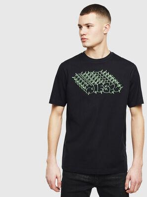 T-JUST-T20, Black - T-Shirts