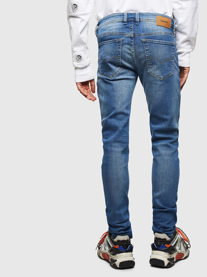 Diesel - Sleenker CN053, Medium blue - Jeans - Image 2