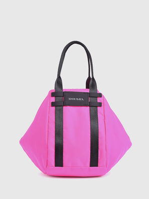 CAGE SHOPPER XS, Pink Fluo - Bags