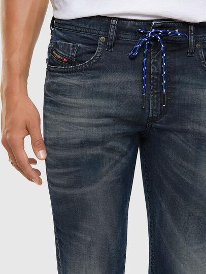 Diesel - Thommer JoggJeans 069NT, Dark Blue - Jeans - Image 3