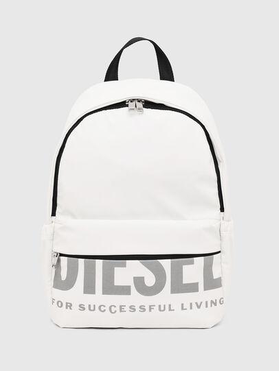 Diesel - F-BOLD BACK III, White - Backpacks - Image 1