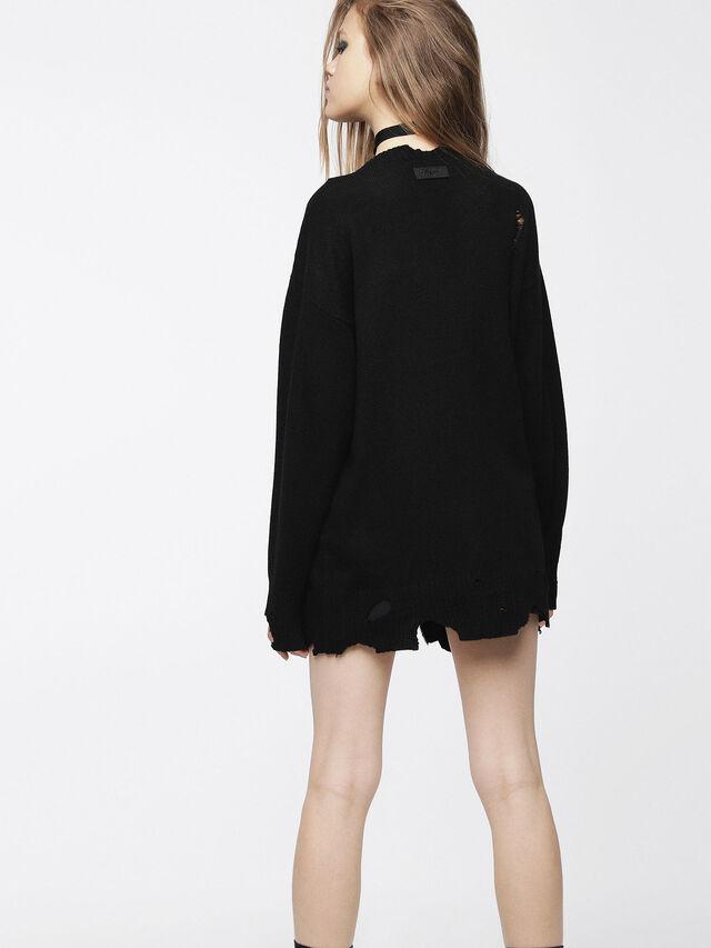 Diesel - M-PURE, Black - Knitwear - Image 2