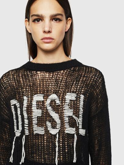 Diesel - M-ANDREA,  - Knitwear - Image 3