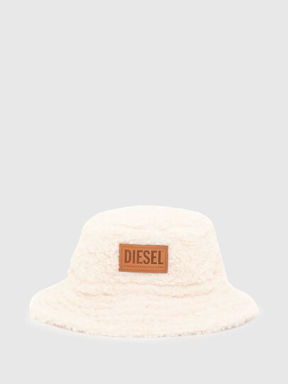 Diesel - C-TEDBUCK, White - Caps - Image 1