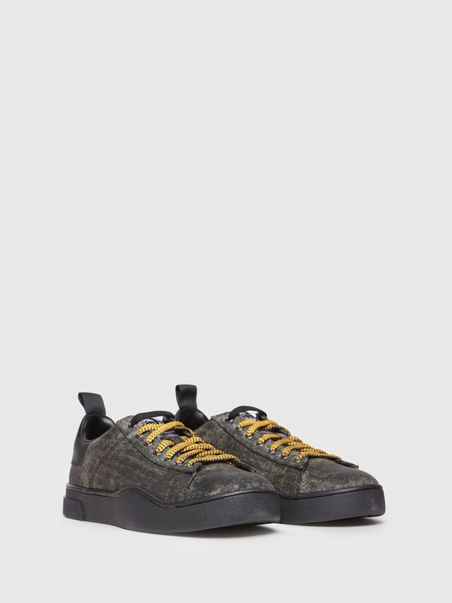 Diesel - S-CLEVER LOW, Anthracite - Sneakers - Image 2